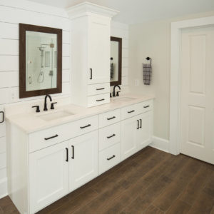 Bathroom Remodel Shaker Bay