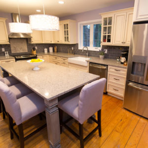 Kitchen Remodel in Brunswick