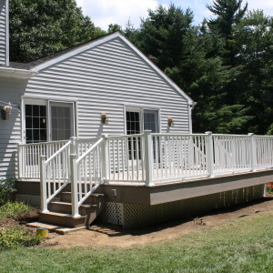 Deck Construction Troy NY