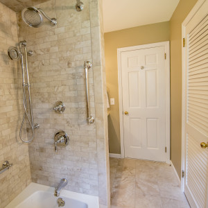 Luxury Bathroom Remodel in Brunswick NY