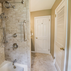 Luxury Bathroom Renovation in Waterford NY