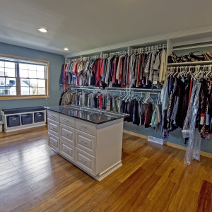 North Greenbush Wynantskill NY New Addition Closet