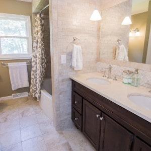 Saratoga Bathroom Remodeling