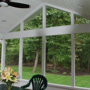 Screen Porch Addition in Clifton Park NY