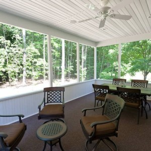 Screened In Porch Addition Clifton Park New York