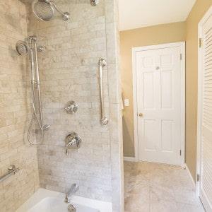 Spa Bathroom Remodel in Albany NY
