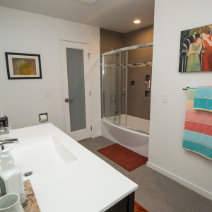 Bathroom Remodel Contemporary