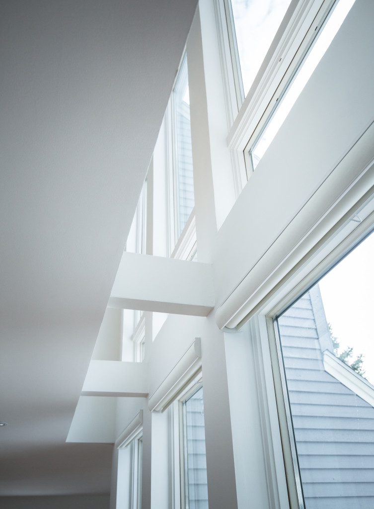 Window Replacements with Electric Shades