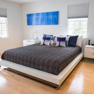Luxury Modern Master Bedroom in Albany County, NY