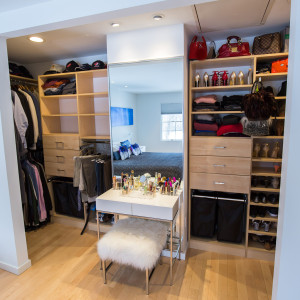 Master Bedroom Remodel Walk In Closet
