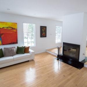 Modern Living Room in Albany County, NY