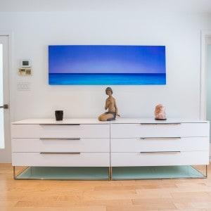 Modern Luxury Master Bedroom Remodel in Voorheesville, NY
