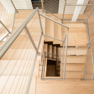 Renovated Luxury Maple Stairs in Voorheesville, NY