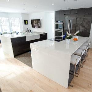 Voorheesville, NY Modern Kitchen Remodel