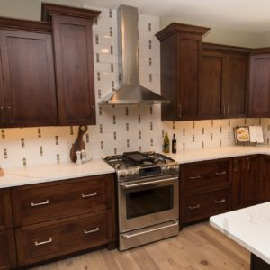 Kitchen Remodel Draw Base Cabinets