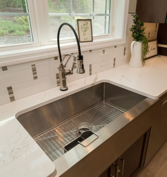 Kitchen Remodel Sink Faucet