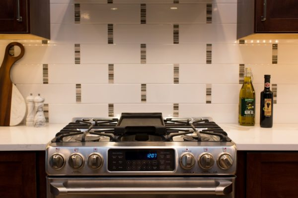 Loudonville Colonie Kitchen Remodel Stove
