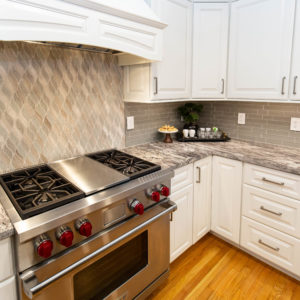 Kitchen Remodel Granite Countertop