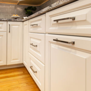 Kitchen Remodel raised panel Cabinet doors