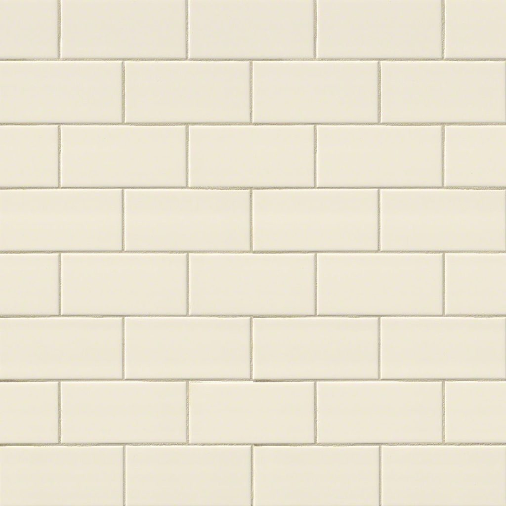 White Subway Tile for Countertop