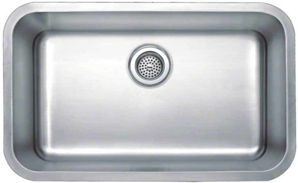 Countertop packages sink