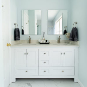 Colonie Guilderland Bathroom Remodel Vanity
