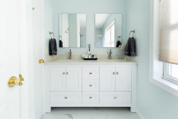 Bathroom Remodeling with vanity
