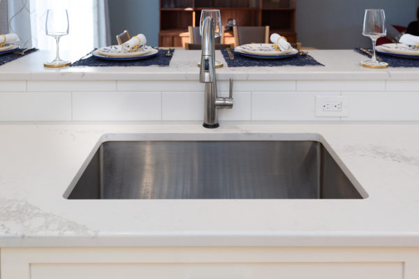 Colonie Guilderland Kitchen Remodel Sink and faucet