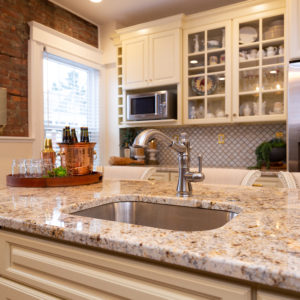 Troy Kitchen Remodeling Granite Countertops