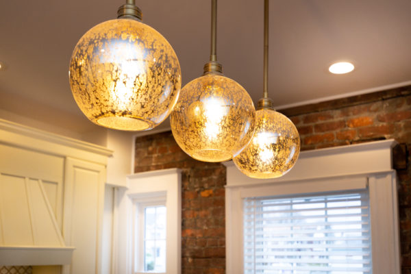 Troy Kitchen Remodeling with Pendant Lighting